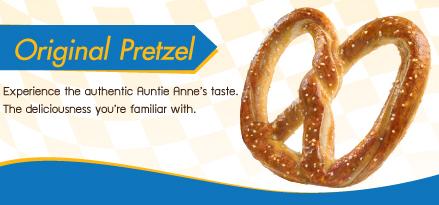 Specialty Pretzel